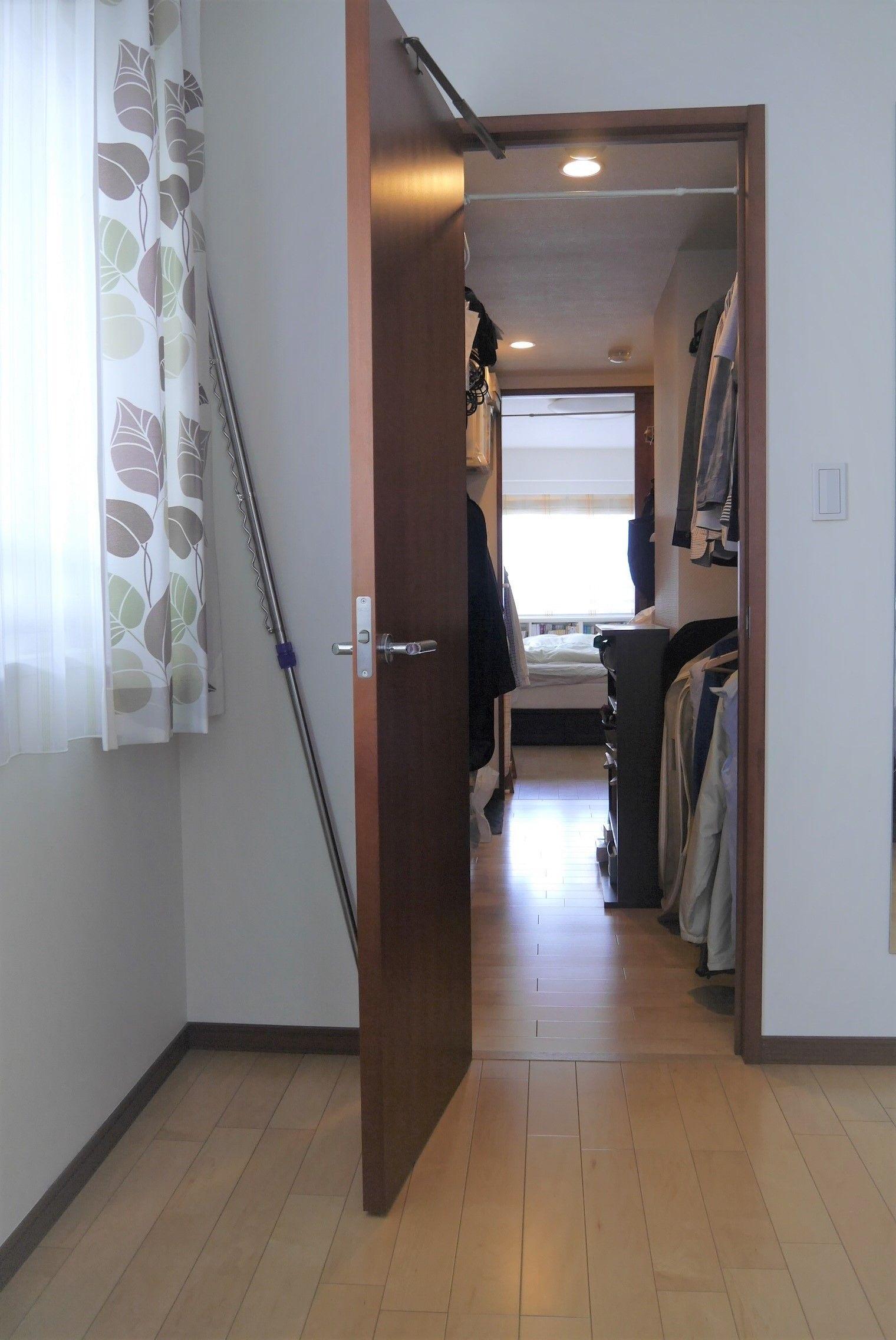 ブラーバジェットm6_開放ドア