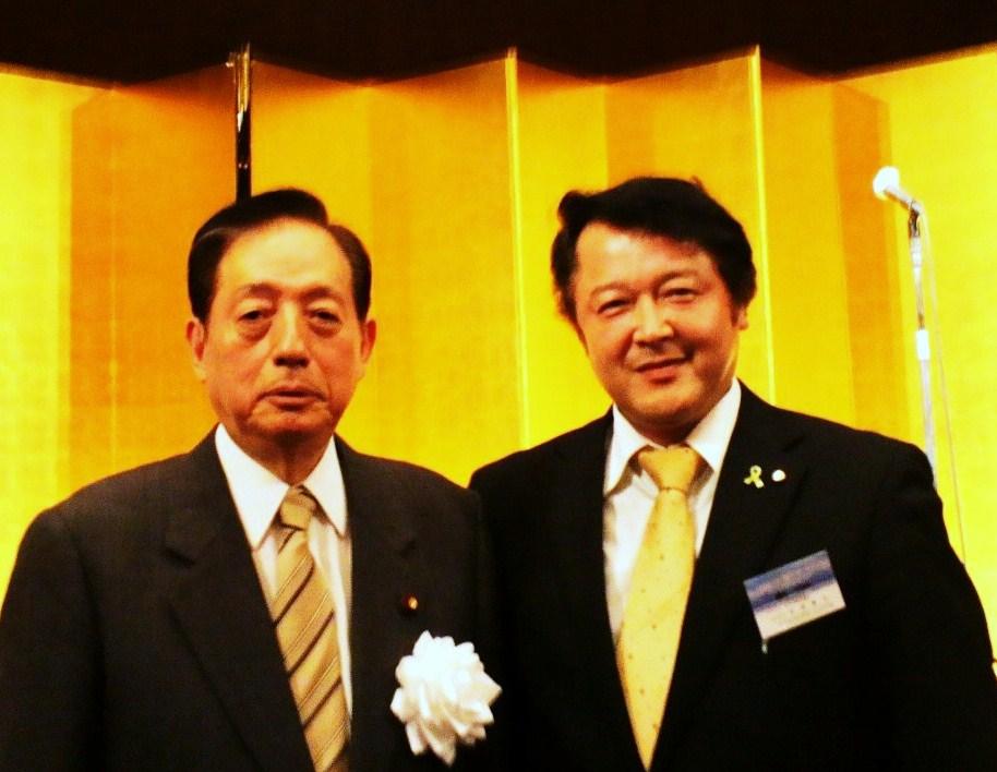 太田国交大臣・松原勝久