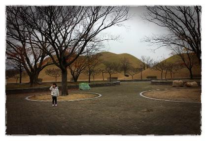 キョンジュ古墳公園2