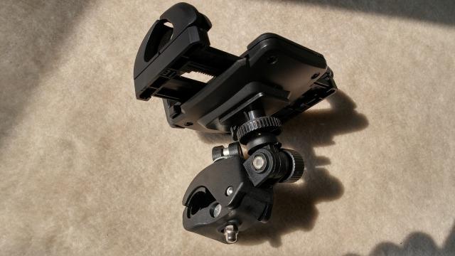 カメラマウント 分解 PCX