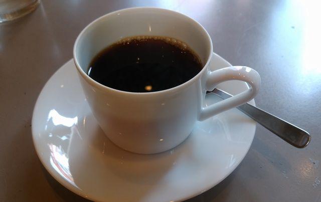 EMONSカフェのコーヒー