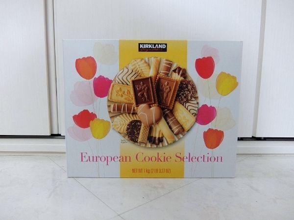 コストコで買った商品のレポ ブログ  KSクッキーアソート 988円