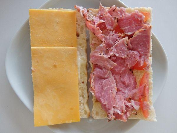 コストコ デリ イタリアン ポークサンドウィッチ 円  Italian Pork Sandwiches 新商品