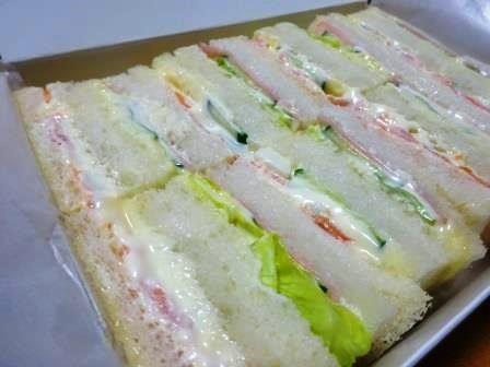 玉屋 サンドイッチ