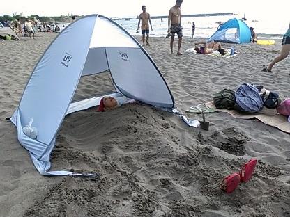 7月 海岸の砂風呂.jpg