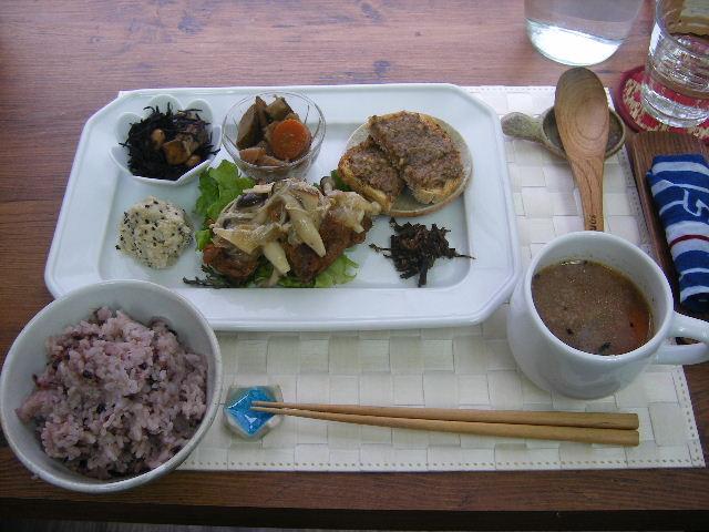 穀菜食かふぇランチ