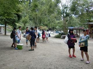 キャンプ3