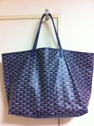 new product ea17a c3096 ゴヤール 紺 | eugenieeのブログ - 楽天ブログ