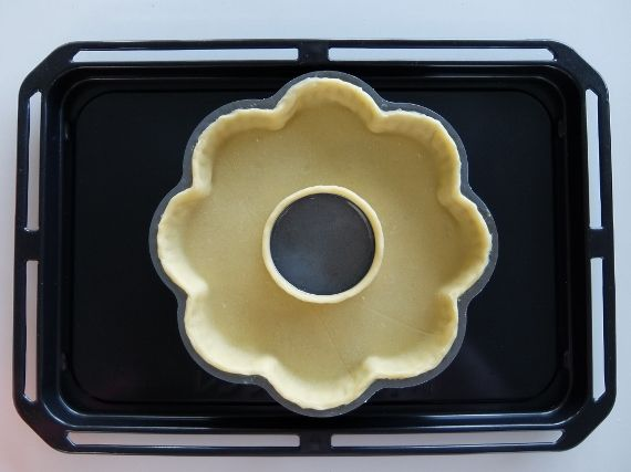 コストコ食材 ブルーベリータルト チーズクリーム Blueberry Tart