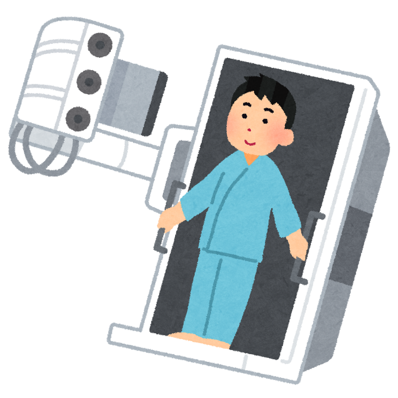 胃のバリウム検査(胃部X線検査)