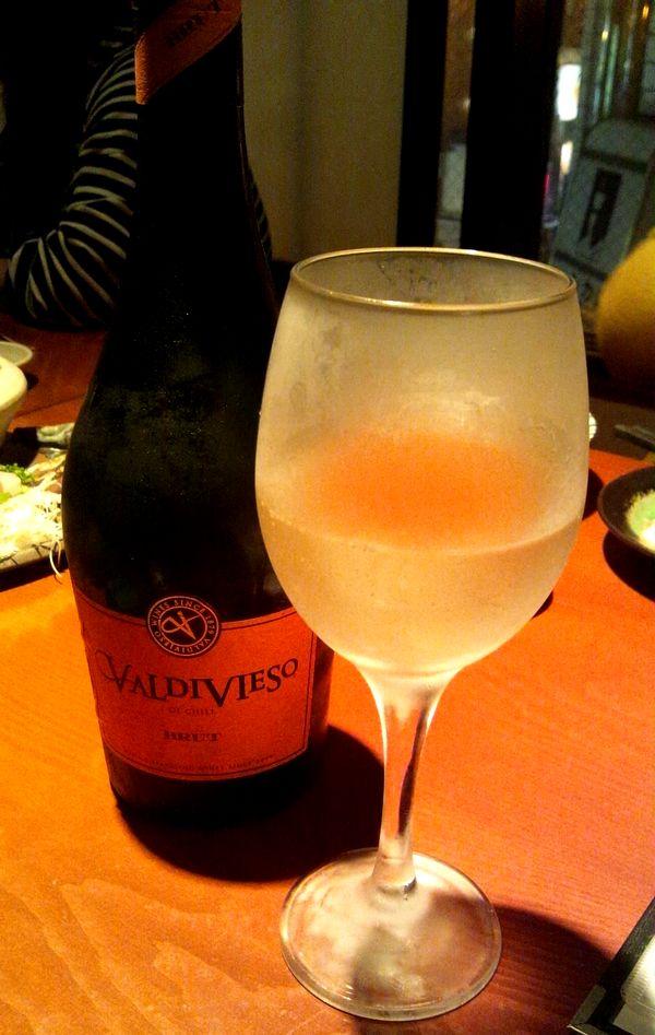 海の恵み 憲晴百*スパークリングワイン