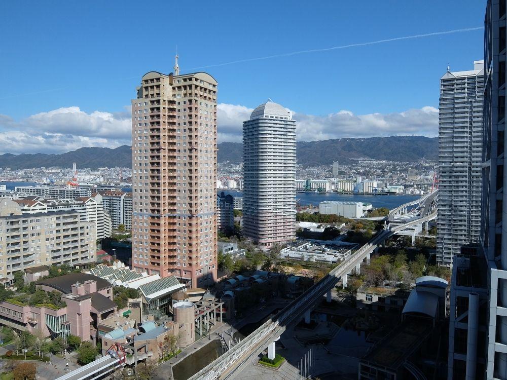 神戸ベイシェラトンホテル&タワーズ 室内 部屋 温泉 レポ ブログ