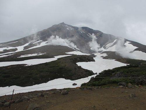大雪山 旭岳(6月)
