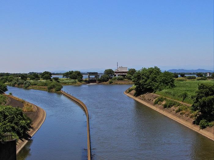 4.水門の上流.JPG