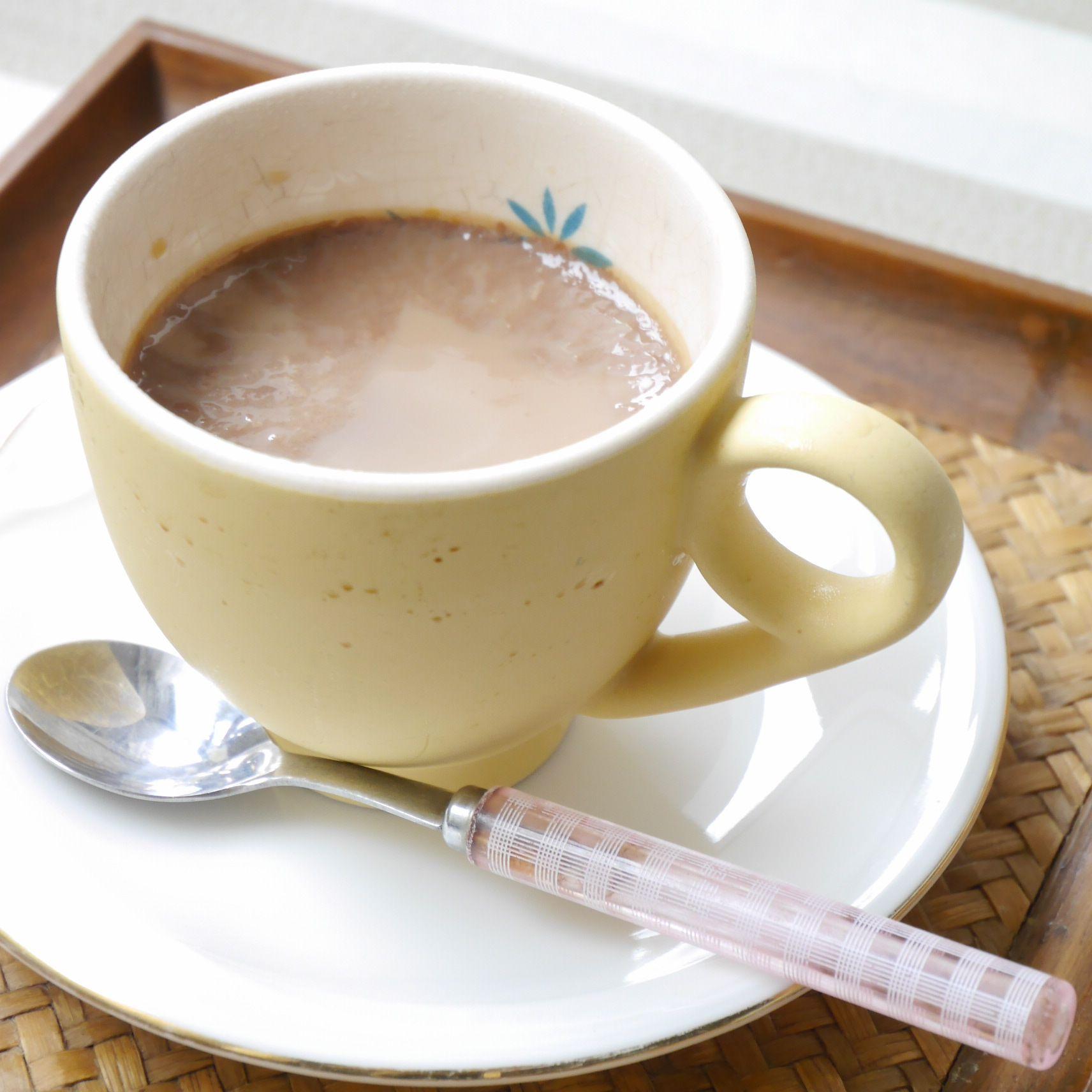 プリン_午後の紅茶_up