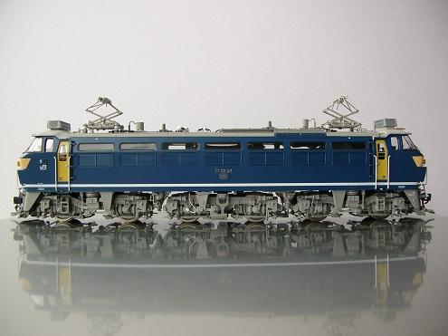 ムサシノモデル EF66-54