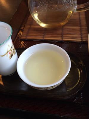 通天香の茶水