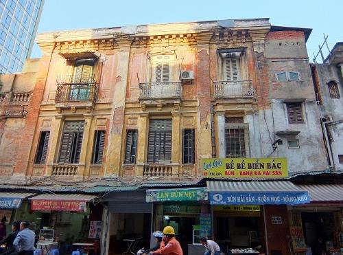 ハノイ 街 風景 ベトナム