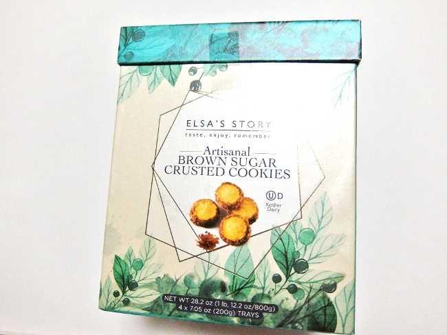 コストコ 新商品 Brown Sugar Cookie 1,548円 クッキー ブログ レポ