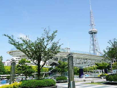 2012 5月 オアシス21&テレビ塔