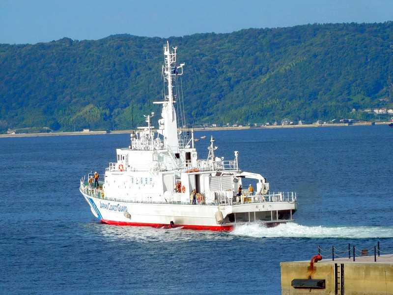 350トン型巡視船 PM・おきつと呉海上保安庁の巡視艇他。 | 気ままな ...