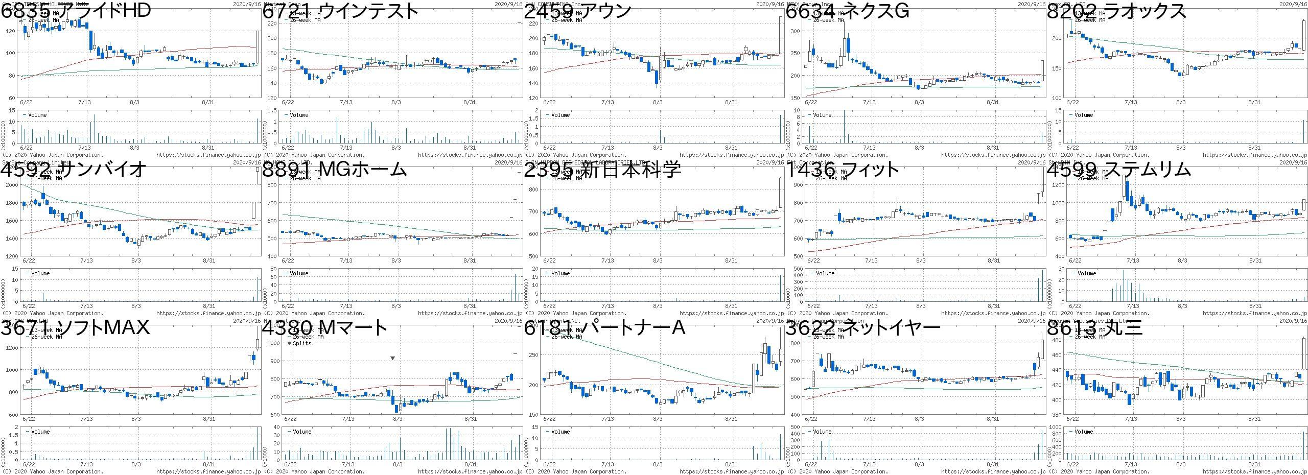株価 ステムリム