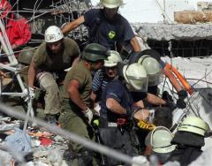 チリ大地震