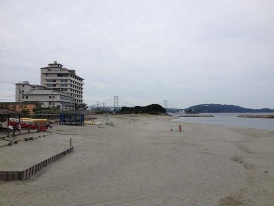 3ホテル 外観 浜辺1550.jpg