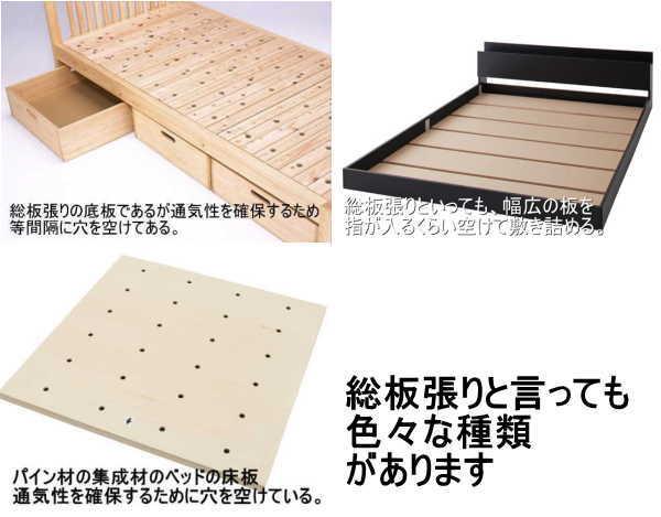 ベッドの底板(床板)について考える。 | 自分色に染めるベッドライフ