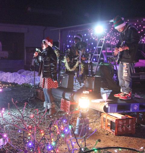 西嶋イルミ クリスマス02