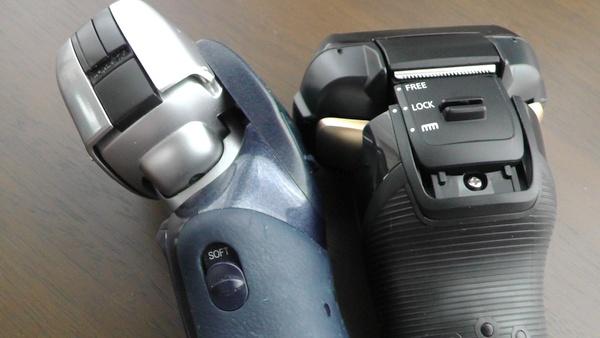 ES8251とES-CLV5Aのヘッドをロック