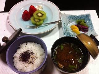 天作の夕食7