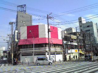 日ノ出町駅前2012年6月2