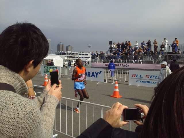 東京マラソン2014_3