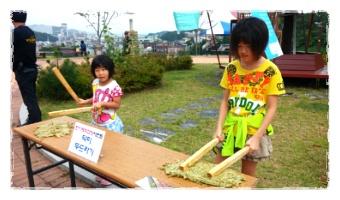 原州韓紙祭り8