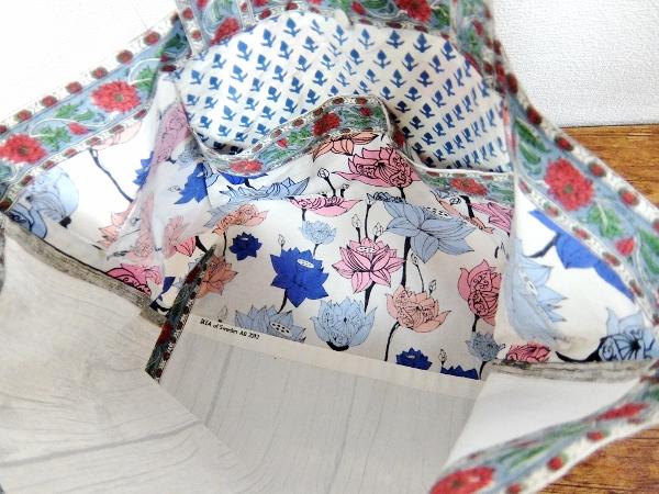リメイク かばん エプロン 手作り 手づくり 手芸 裁縫 clothing makeover DIY bag IKEA