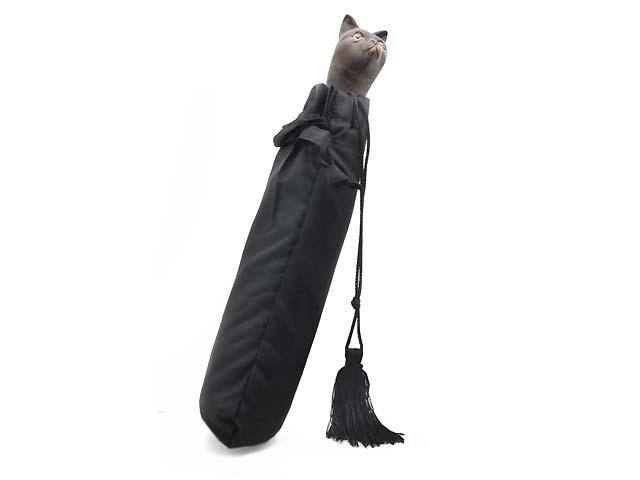 猫あたま傘