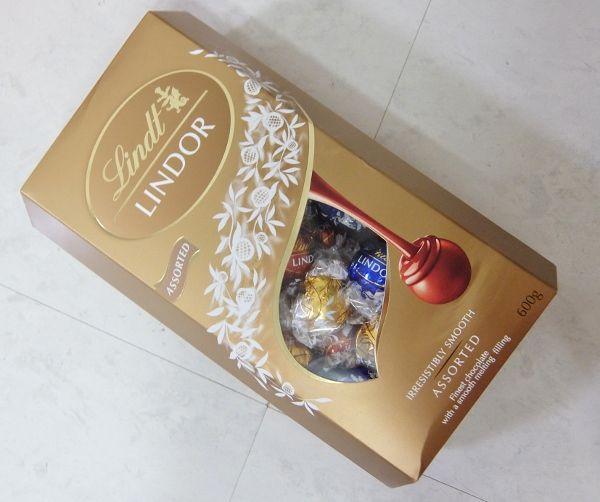 コストコ チョコレート リンツリンドール チョコアソート 円