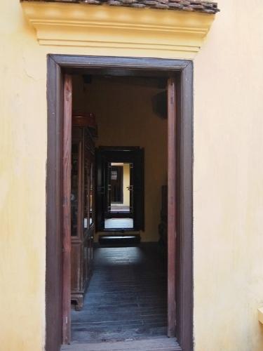 ハノイ 旧市街 町並み マーマイの家