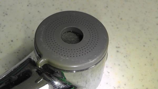 キッチン用水栓ヘッド シャワー 整水