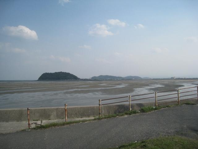 苅田 白石海岸