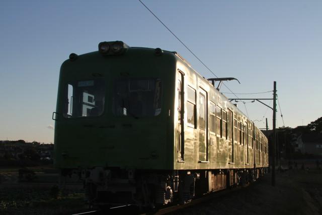 銚子電鉄、新たな車両  たち、2