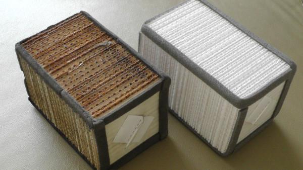 熱交換素子ES-UEL1の比較