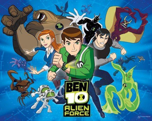 「Ben 10」ベン10エイリアンスーパーパワー