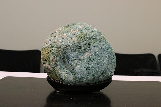 第83回 土岐石銘石展にて・・・
