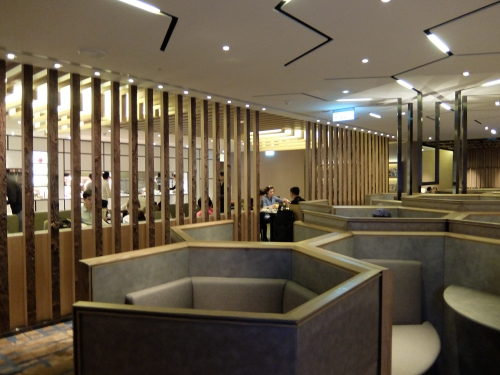 台北 空港 台北桃園国際空港 VIPラウンジ Plaza Premium