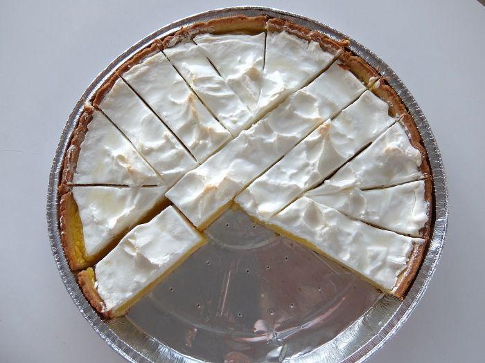 コストコ レモンメレンゲタルト 冷凍 ケーキ