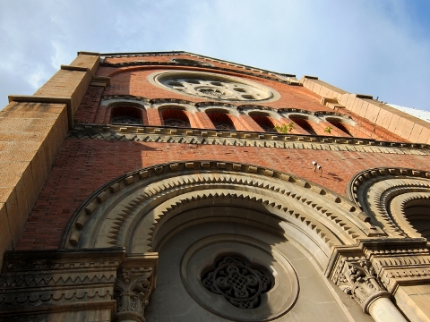 聖母マリア教会 ホーチミン 大聖堂