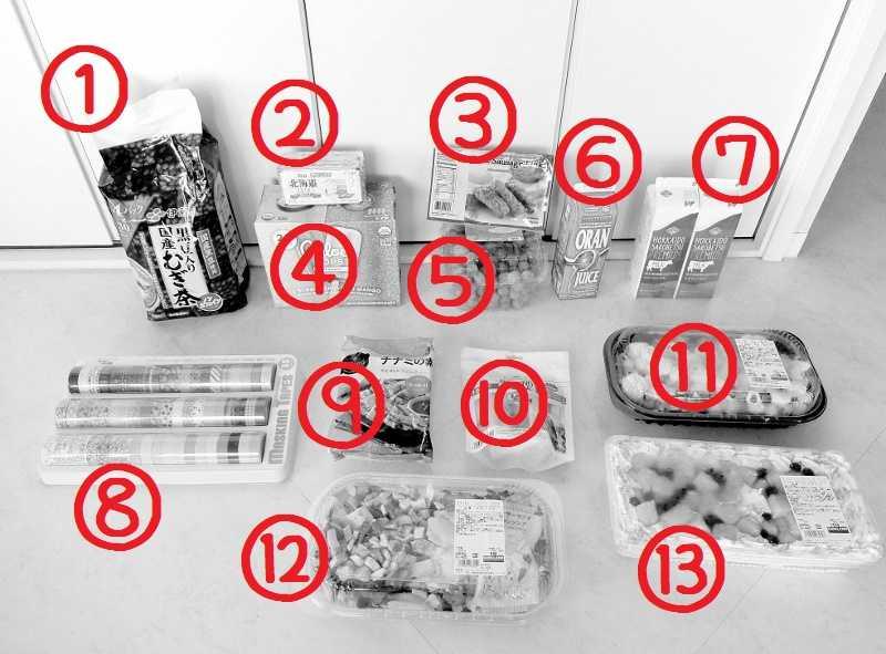 コストコ レポ ブログ 円 戦利品 商品 購入 買った 新製品