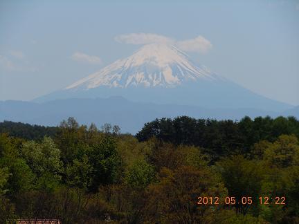2012年5月5日 ハイジの村(富士山).jpg